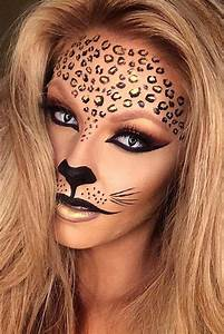 33 Sexy Halloween Makeup Looks That Are Creepy Yet Cute ...