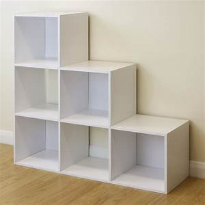 DIY Cube Storage Unit The Home Redesign