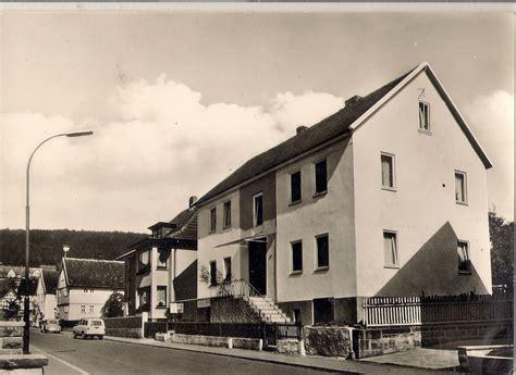 60er Jahre Haus by Haus Parkblick Hilde Alex 60er Jahre Bad Salzschlirf