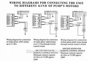 Water Pressure Switch Diagram
