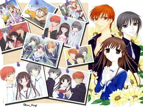 Fruit Basket Anime Wallpaper - fruits basket wallpaper zerochan anime image board