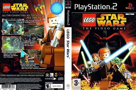 Lego Star Wars 1 The Videogame Ps2 R 599 Em