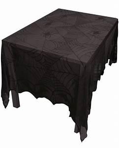 Tischdecke Mit Spitze : halloween tischdecke mit spitze rechteckig tischdeko ~ Lizthompson.info Haus und Dekorationen