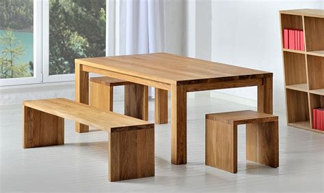Holzbank Für Esstisch by Esszimmer Sitzbank Die Bank Mena Vitamin Design