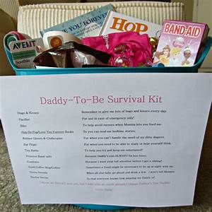 The Scurlock Scene: Daddy-To-Be Survival Kit