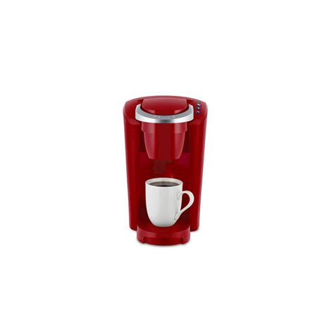 Press power button if coffee maker is currently powered off, i.e., no lights are lit. Keurig K-Compact Single Serve Coffee Maker Review, Price ...