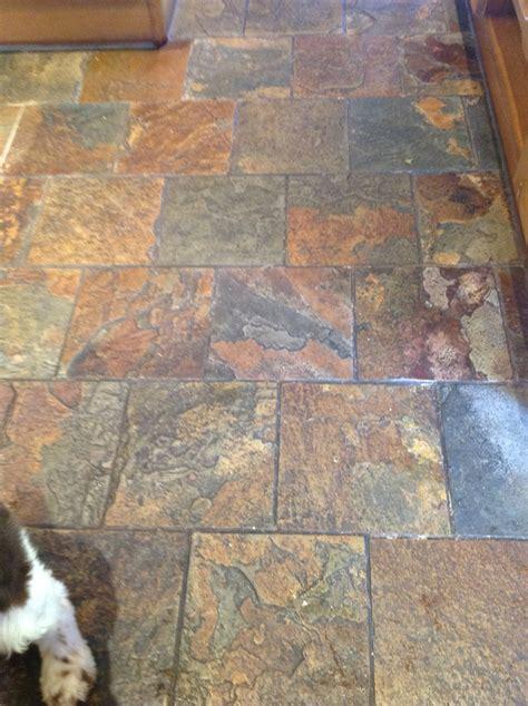 slate floor tile porcelain tile floor cleaning and polishing tips