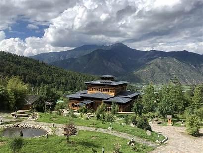 Spa Hotels Paro Boutique Bhutan Luxury