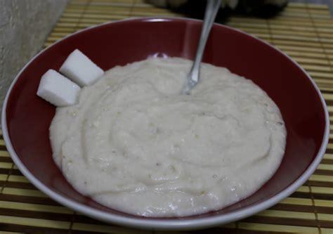 la cuisine ivoirienne la bouillie de riz pegie cuisine