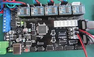 3d Printer Gen2z V1 1 Mks Ramps1 4 Is Compatible With Dual