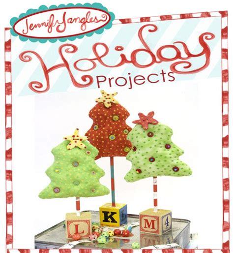 stuffed christmas tree pattern jangles stuffed trees tutorial project 5