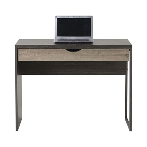 homestar 1 drawer laptop desk in reclaimed wood walmart