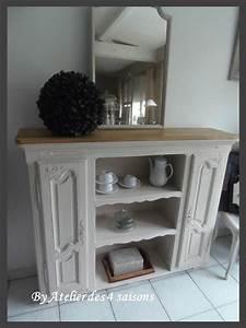 Meuble De Maison : meuble ancien revisit relook transform patin s dans style maison de famille par l ~ Teatrodelosmanantiales.com Idées de Décoration