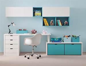 Ikea Bureau Enfant : bureau fille ikea frais bureau enfant avec meuble de rangement et niche d co ~ Teatrodelosmanantiales.com Idées de Décoration