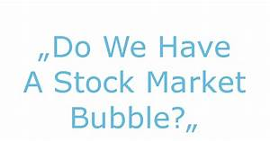 Dividend Yield ... Stock Market Bubble Quotes
