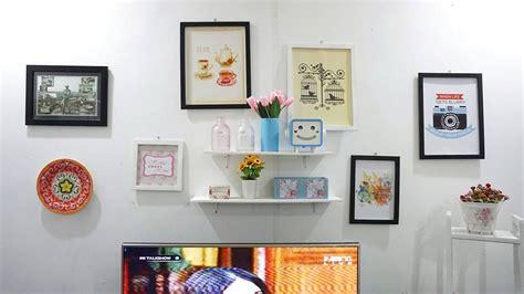 hiasan dinding ruang tamu minimalis desainrumahidcom
