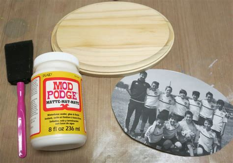 Image Transfer How To Transfer A Photo With Mod Podge