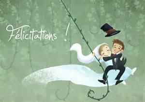 voeux de mariage original cartes virtuelles mariage felicitation 2 joliecarte
