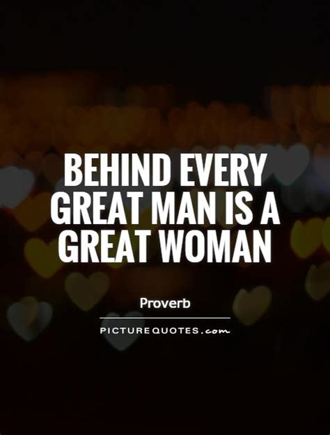 Strong Man Quotes   Behind Every Strong Man Quotes