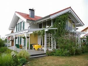 Häuser Im Landhausstil : haus igling in 2019 holzhaus haus holzhaus und landhaus ~ Yasmunasinghe.com Haus und Dekorationen