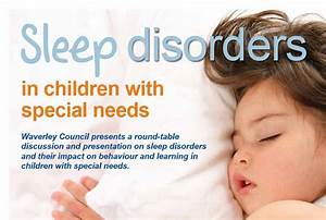 Keeping Up with Down Syndrome NSW: Learn more about sleep ...