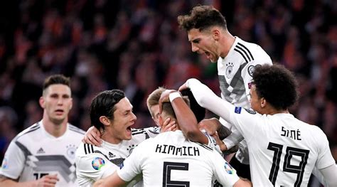 يستعد منتخب انجلترا لاول مباراة وديه يقوم بها الموسم الحالي في دوور مجموعات دوري الامم الاوروبيه والتي يسنعد لها بقوه كبيره املا في الفوز ب. تشكيل ألمانيا الرسمي أمام أيرلندا الشمالية في تصفيات يورو 2020 - بالجول