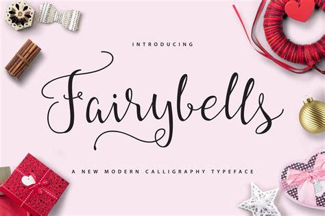 fairybells script script fonts  creative market