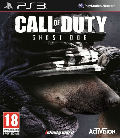 Call Of Duty Ghosts Meme - call of duty dog know your meme