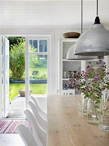 voici la salle a manger contemporaine en 62 photos With salle À manger contemporaine avec meubles style scandinave bois
