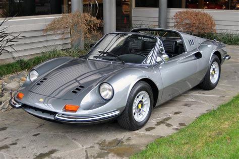The ferrari dino 246 gt '71 is an italian sports car built by ferrari. 1972 Ferrari Dino 246 GTS_4522