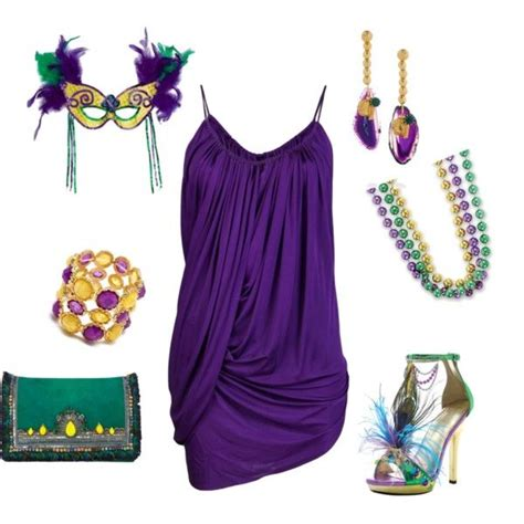 Best 25+ Mardi gras outfits ideas on Pinterest | Mardi gras costumes Mardi gras decorations and ...