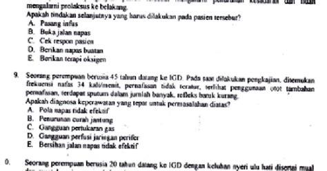Rangkuman materi konsep mol, stoikiometri reaksi kelas 10. Contoh Soal Dan Jawaban Tes Masuk Rs Muhammadiyah - Guru Paud