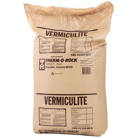vermiculite  cu ft soil amendment landscaping