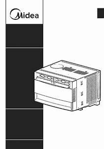 Midea Mwb06cw71 Air Conditioner Operation  U0026 User U2019s Manual