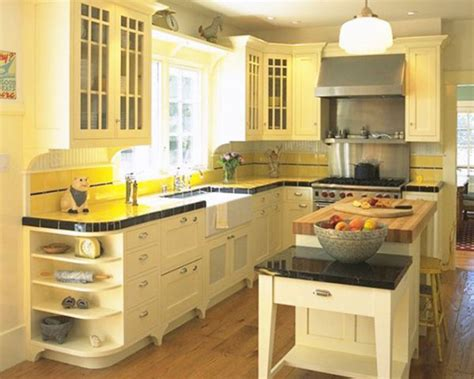 colorful country kitchens fantastična inspiracija za žutu kuhinju bravacasa magazin 2335