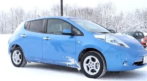 electric cars in winter six steps to maximize driving range