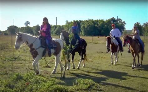 orlando riding horseback selections