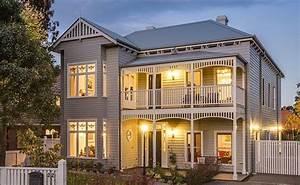 Harkaway Homes - Classic Victorian and Federation Verandah