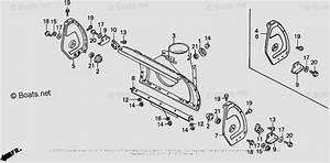 Honda Hs80 Snowblower Parts Diagram
