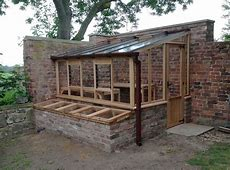 Timber Leanto made to size