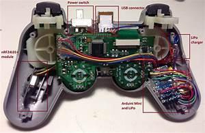 Xbox Joystick Wiring Diagram Joystick Parts Wiring Diagram