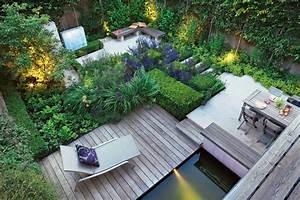 10 idees d39amenagement pour petit jardin With amenagement de jardin avec piscine 7 10 idees pour amenager lexterieur de la maison avec