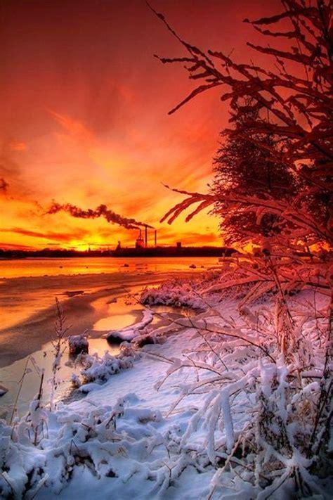 amazing breathtaking   winter landscapes