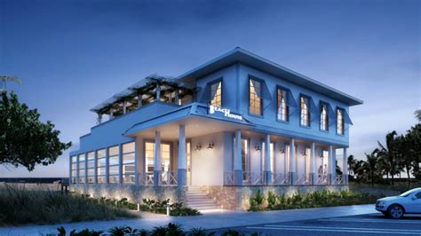 1 house plans with wrap around porch pompano house and oceanic restaurant slated for