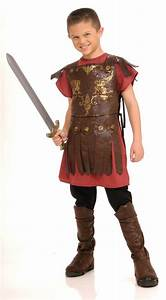 SALE! Kids Roman Soldier Warrior Gladiator Boys Fancy Dress Costume Party Outfit | eBay