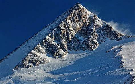 Photographs Of Gasherbrum Ii ( 8035 Metres ) In The