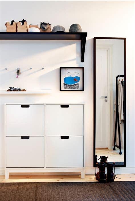 Ikea Flur Ideen by So Stellt Sich Ikea Den Perfekten Eingangsbereich Vor
