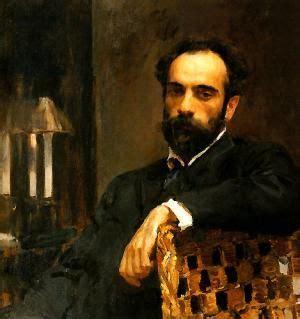 Serov, Portrait artist, Portrait painting