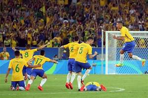 Rio Olympics: With penalty kick, Brazil wins first soccer ...
