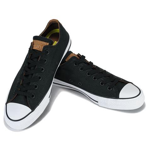 Sale Skate Decks by Converse Ctas Pro Ox Low Shoes Black At Skate Pharm